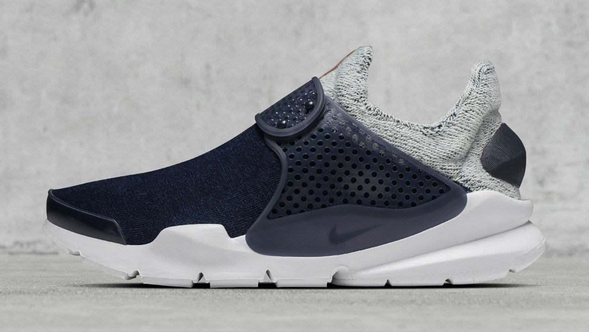 Loopwheeler x Nike Sock Dart Release Date Profile