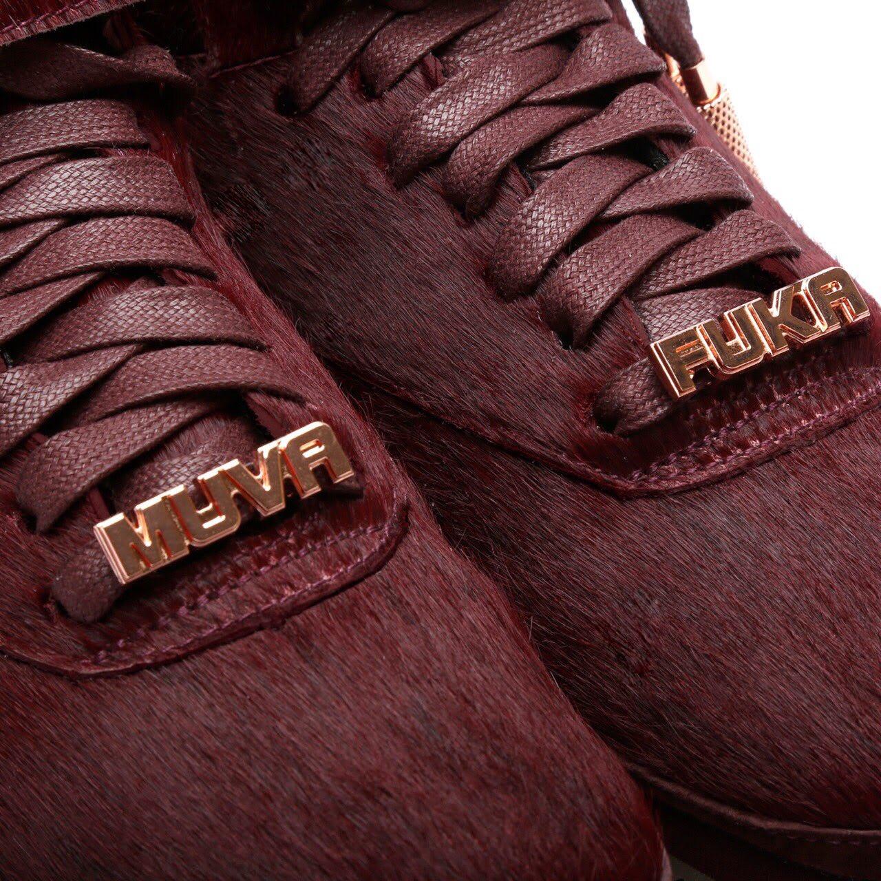Amber Rose Reebok Muva Fuka Sneakers Deubres