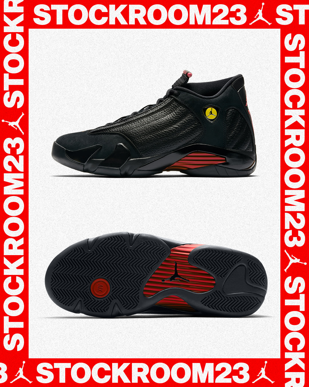 House of Hoops Stockroom23 Air Jordan 14 'Last Shot' Early Release