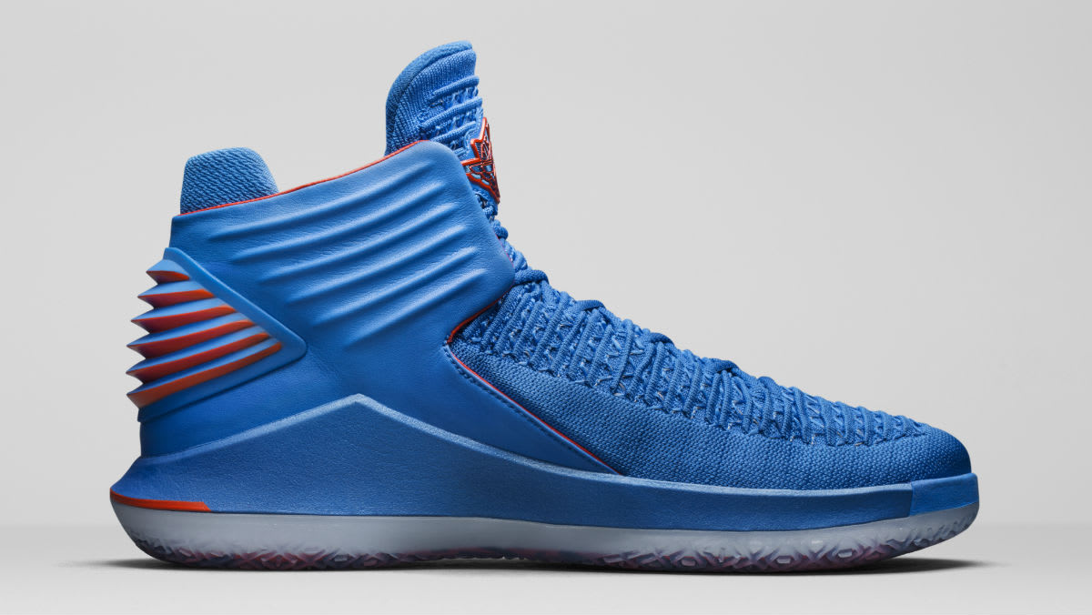 Air Jordan 32 Russell Westbrook Why Not? PE Release Date Medial AA1253-400