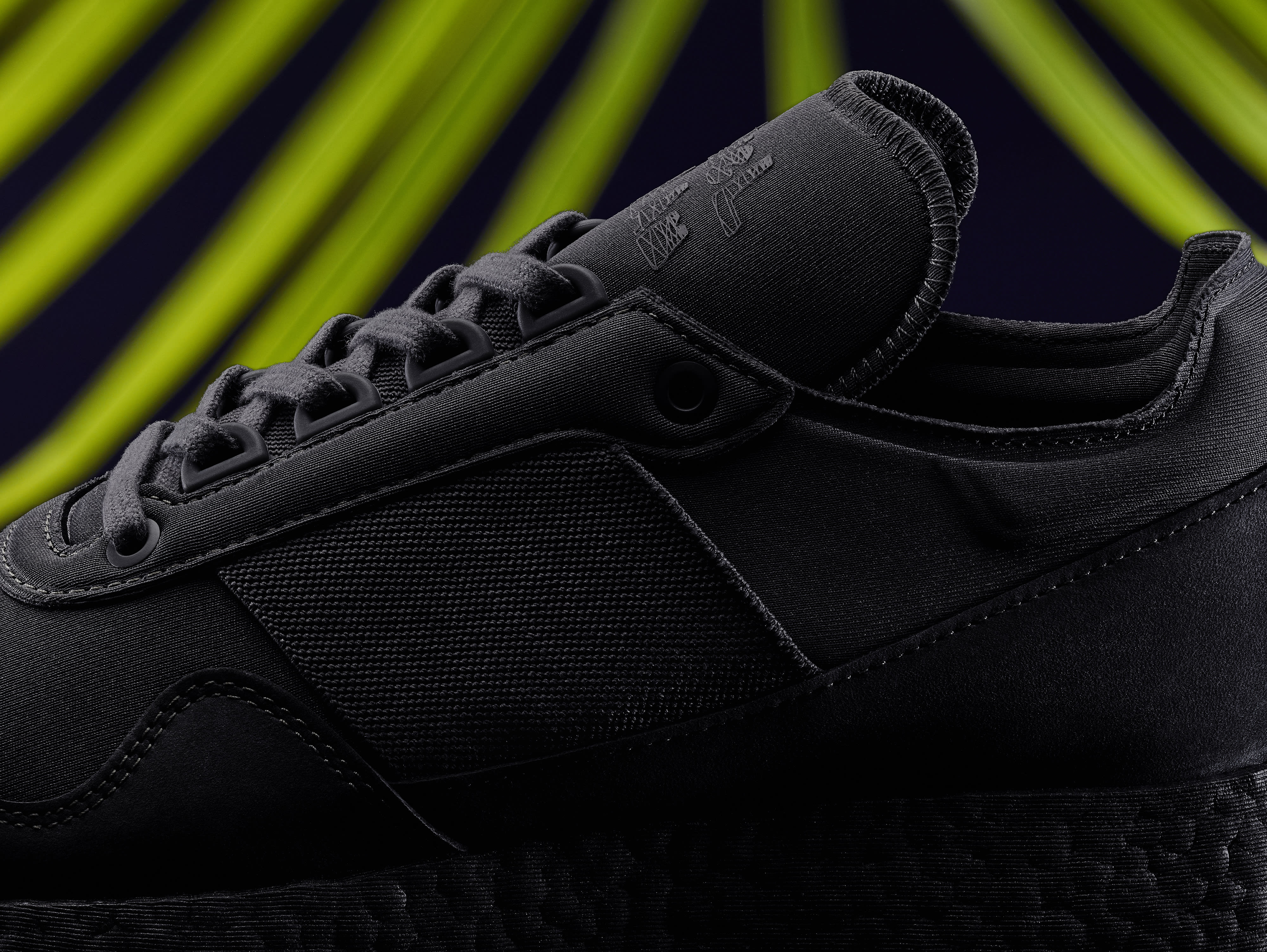 Daniel Arsham x Adidas New York Present DB1971 (Detail 1)