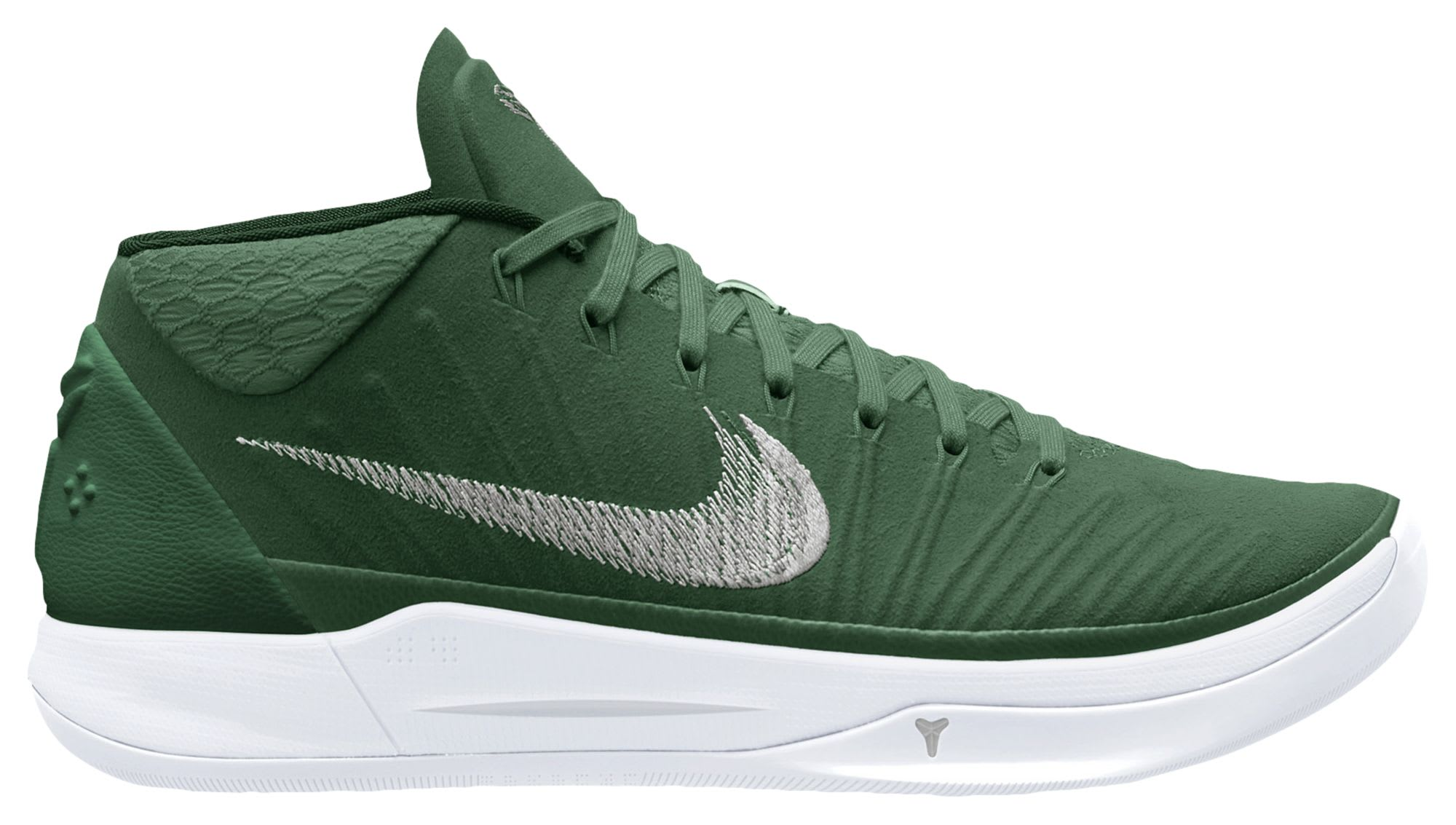 official photos ce05d 453b3 nike kobe ad mid green