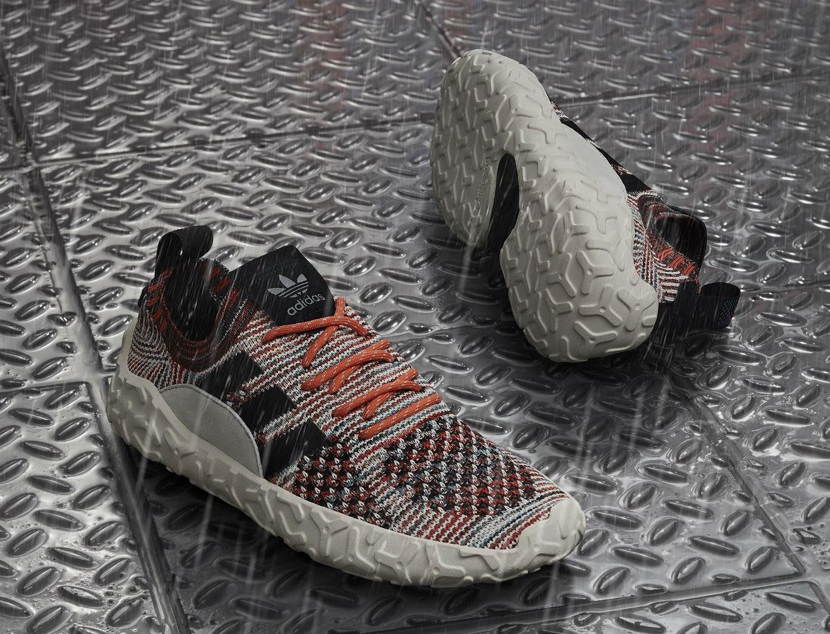 Adidas Atric F/22 Primeknit Trace Orange Release Date CQ3026 Rain