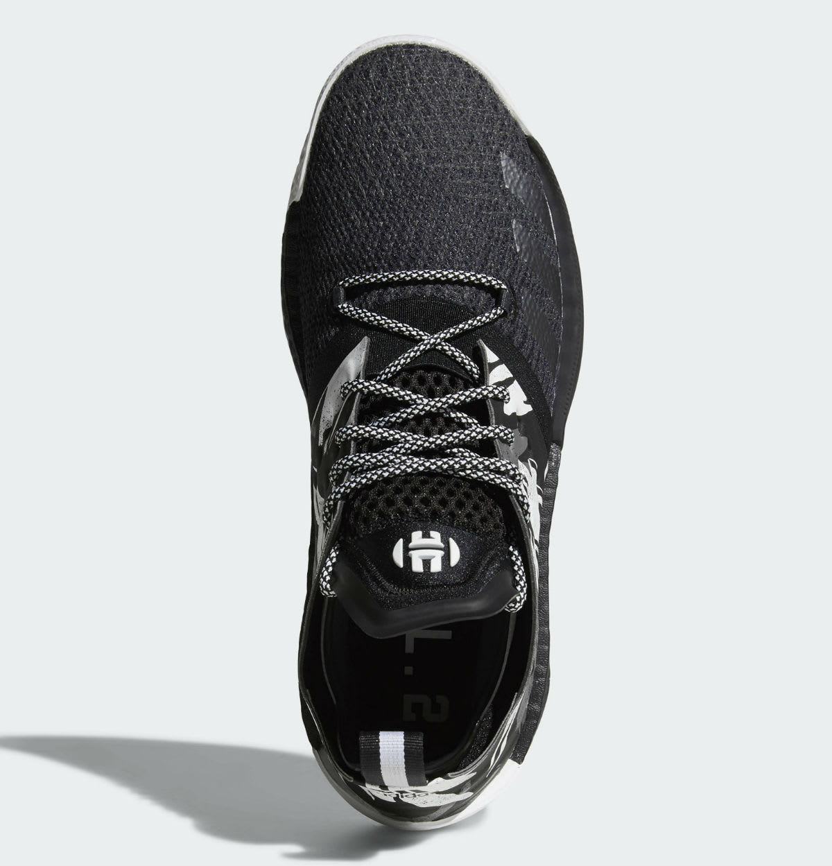 Adidas Harden Vol. 2 Traffic Jam Release Date AH2217 Top
