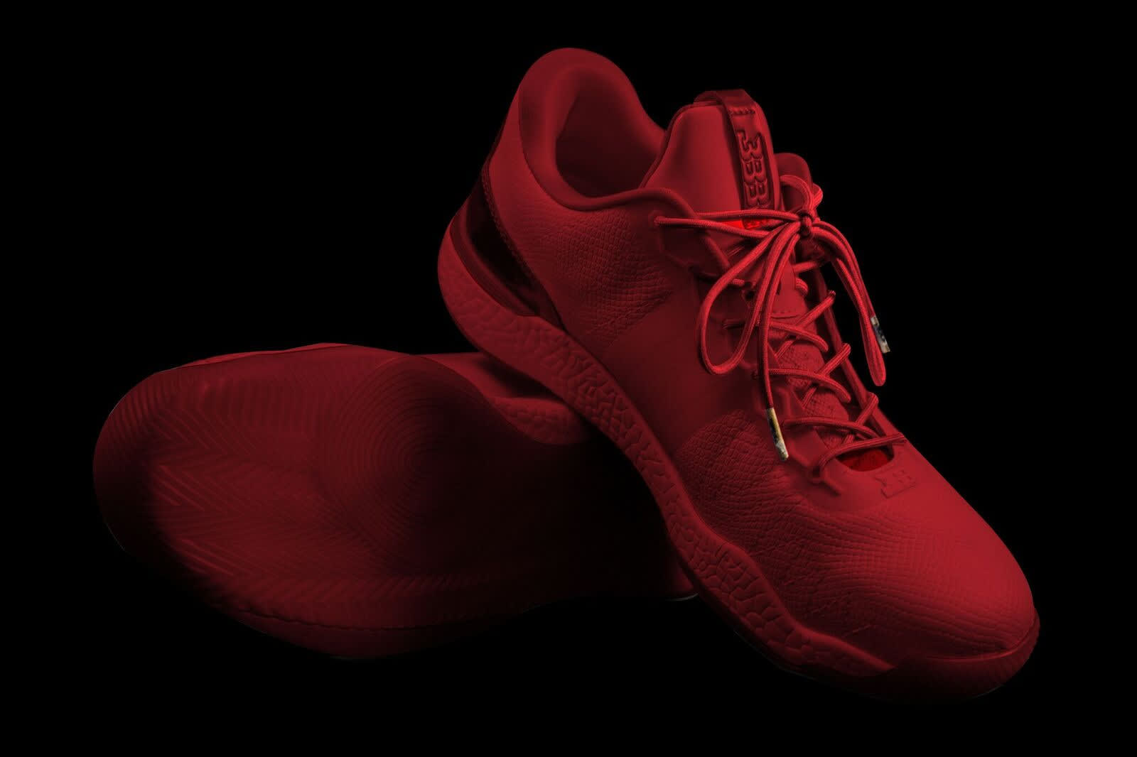 Big Baller Brand ZO2 Independence Day Red Main