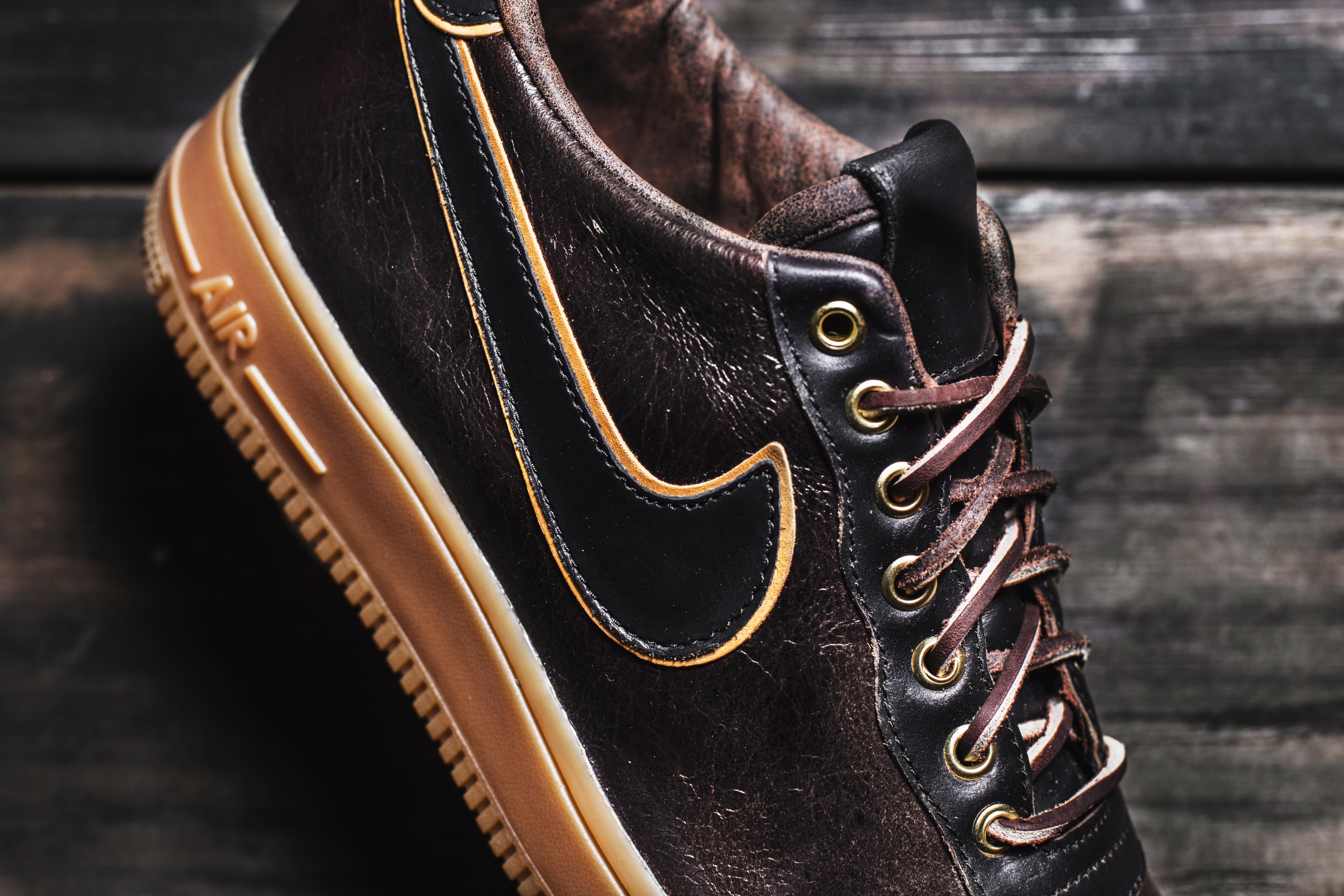 Jack Daniels x The Shoe Surgeon x Nike Air Force 1 2