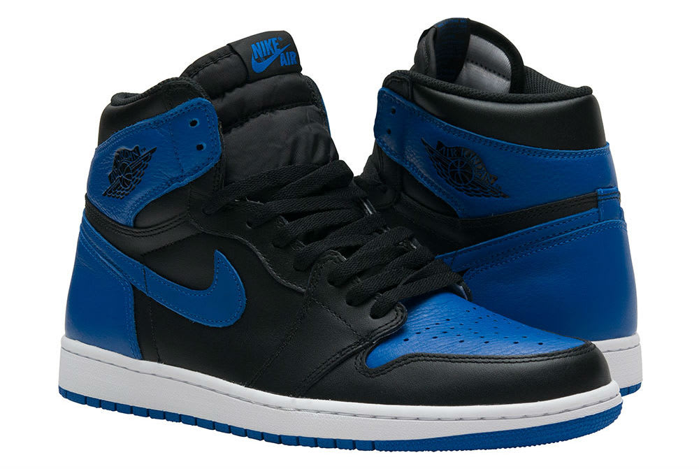 Air Jordan 1 Royal 2017 Release Date Profile 555088-007
