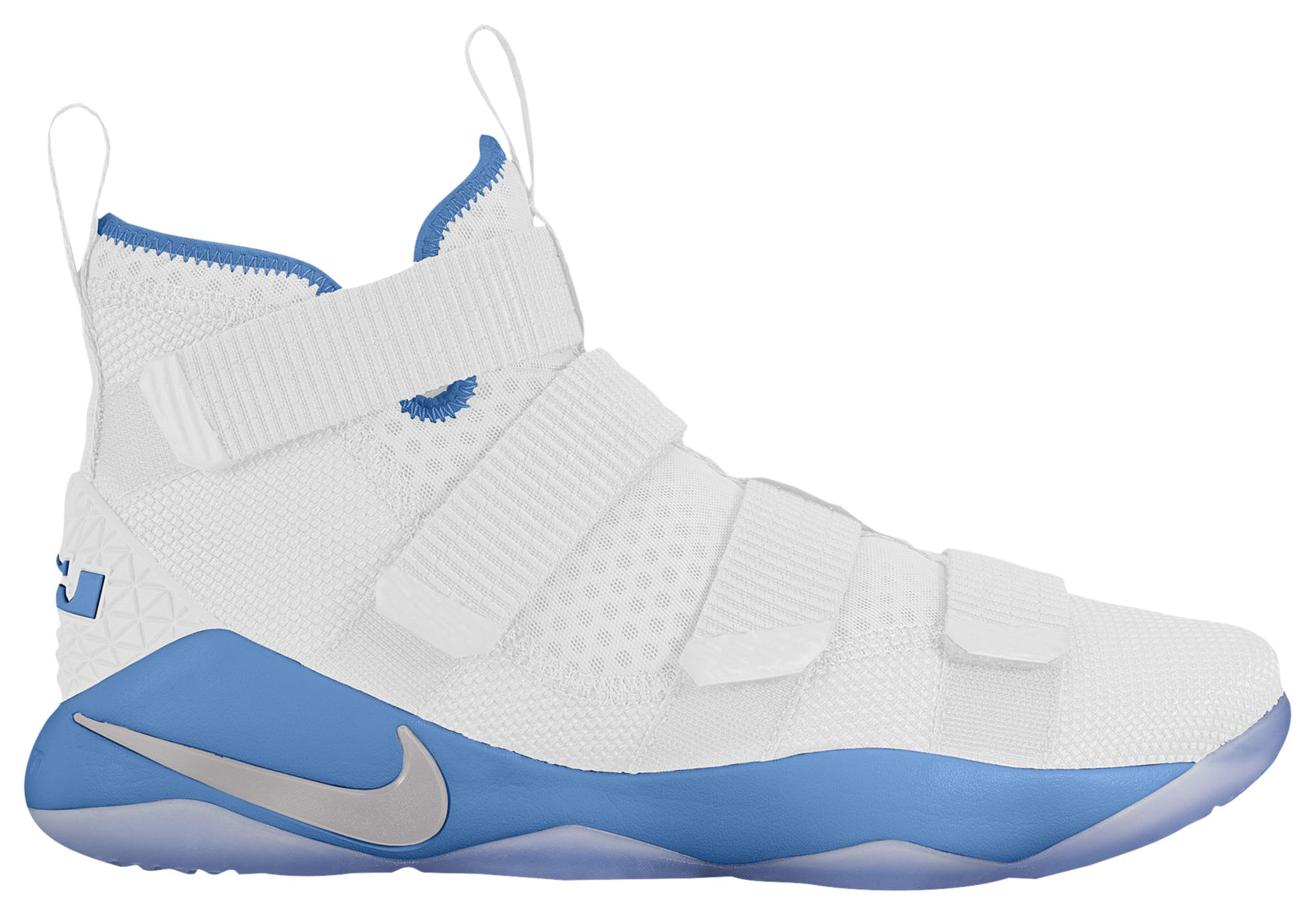 Nike LeBron Soldier 11 TB White Coast Blue