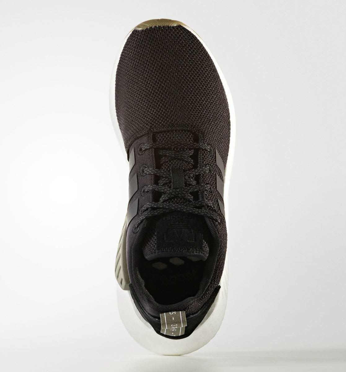 Adidas NMD_R2 Black Gum Release Date Top BY9917