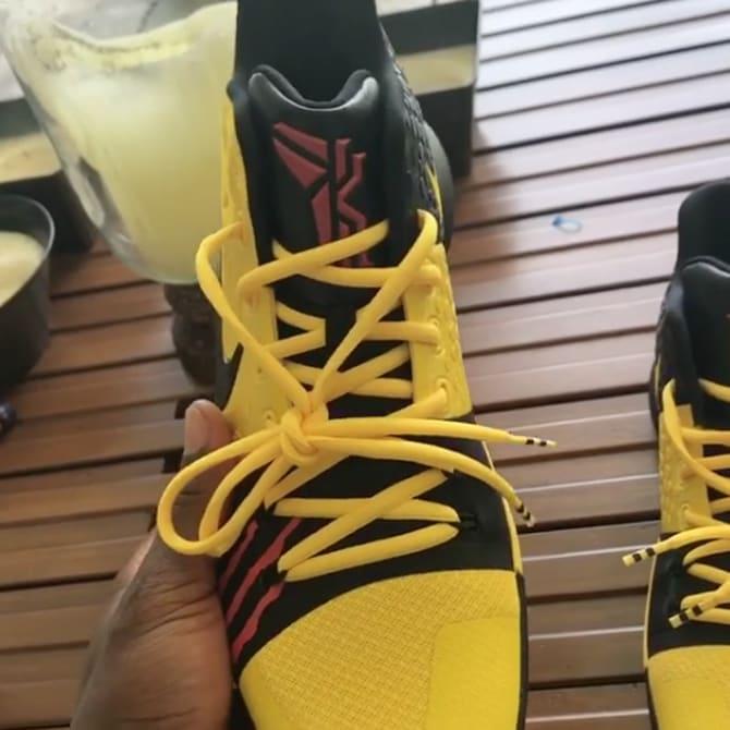 Bruce Lee Nike Kyries