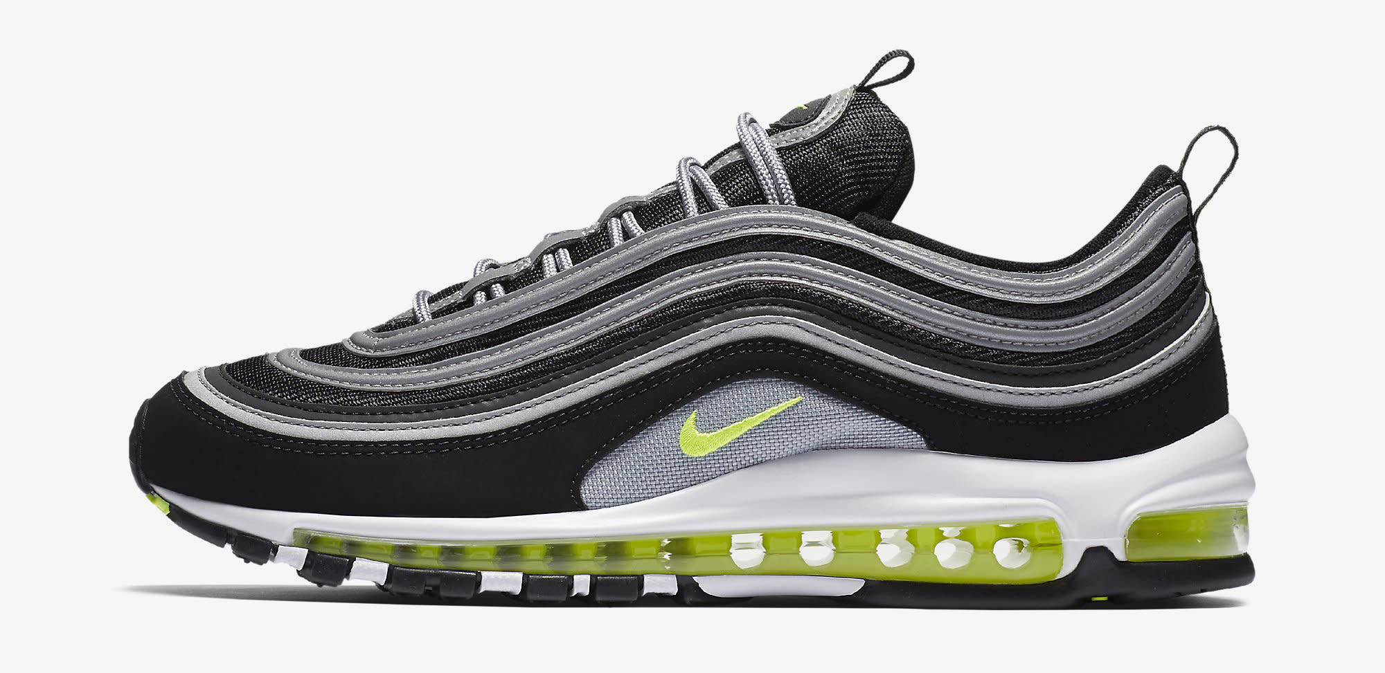 neon nike air max 97 921826 004 sole collector. Black Bedroom Furniture Sets. Home Design Ideas