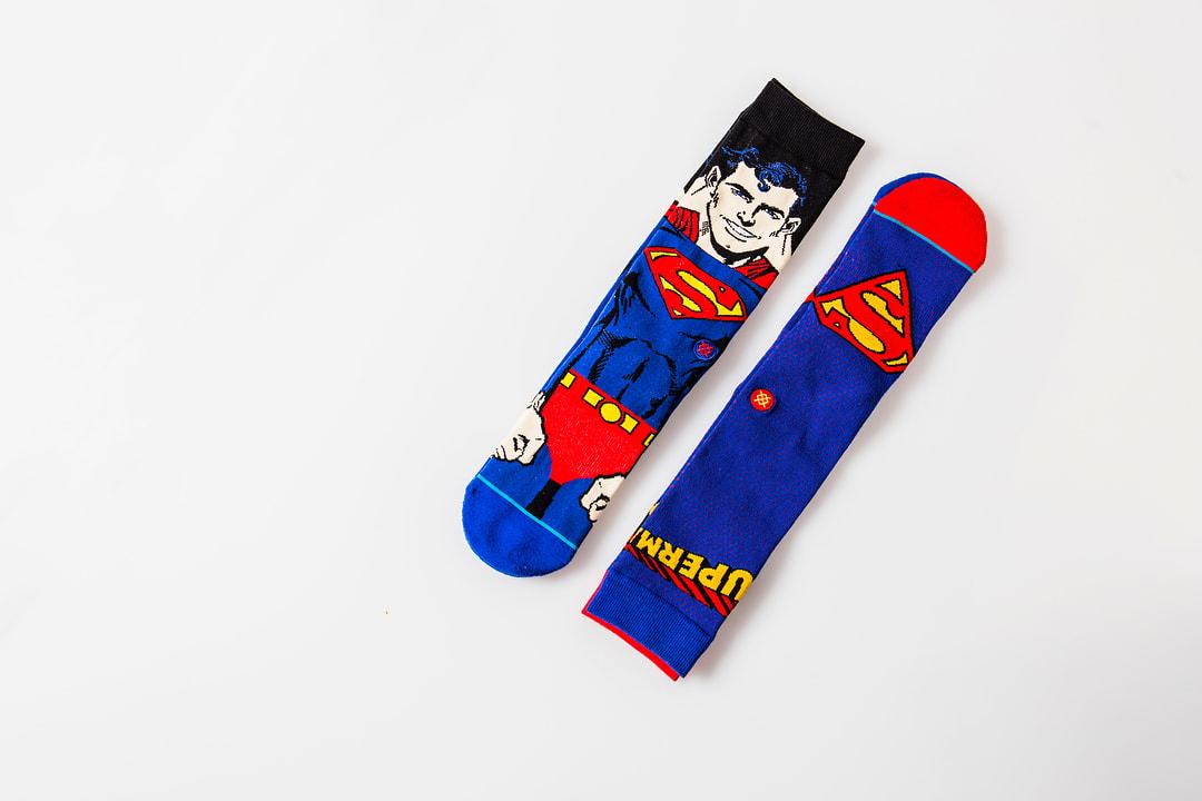 Reebok Shaq Attaq Superman Release Date Socks