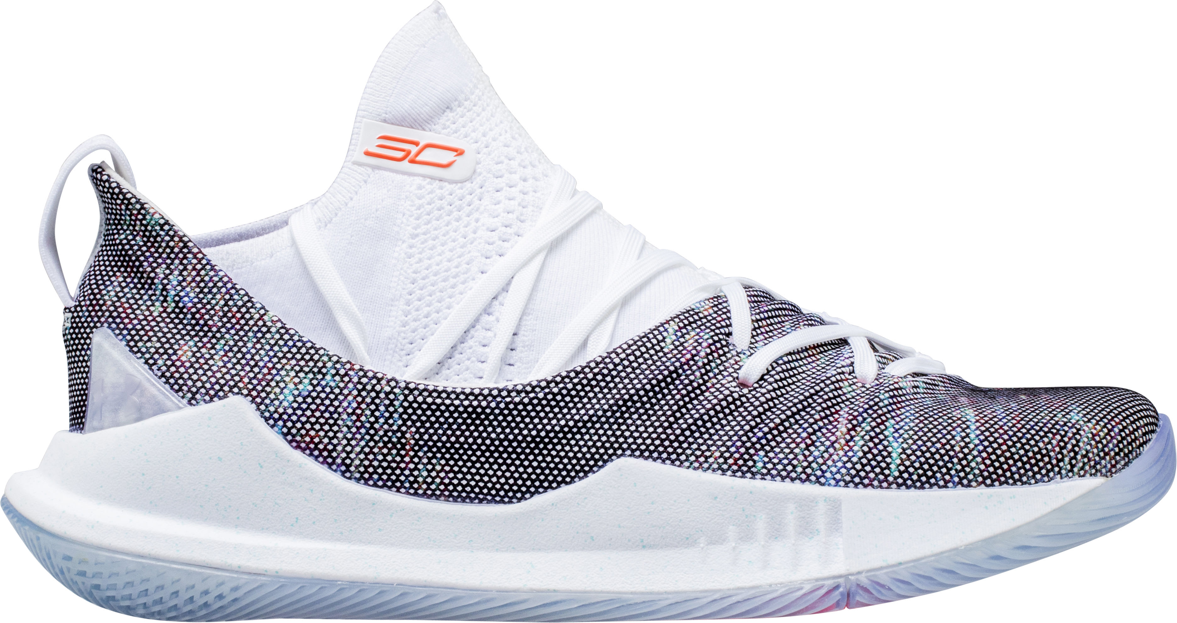 Under Armour Curry 5 'Welcome Home' (Lateral)