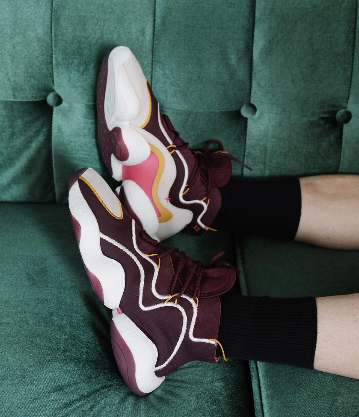 Eric Emanuel x Adidas Crazy BYW Collaboration 1
