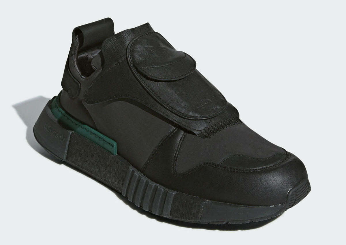 Adidas Futurepacer Black Release Date B37266 Front