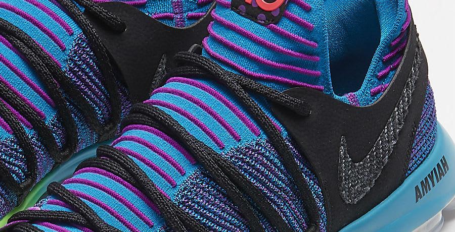 Nike KD 10 Doernbecher Sample Swoosh