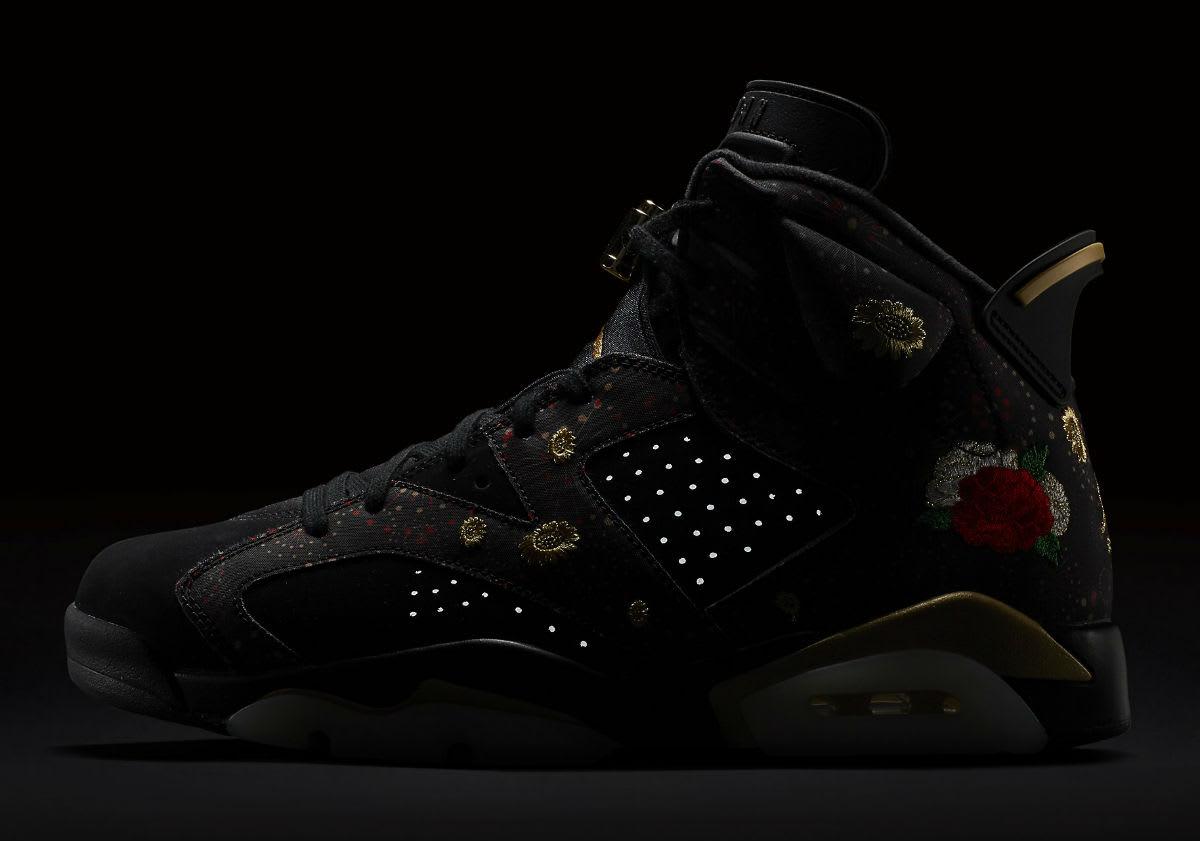 Jordan Brand The Air Jordan 6 CNY China 3M AA2492-021 Shoes 2ON4O9DE