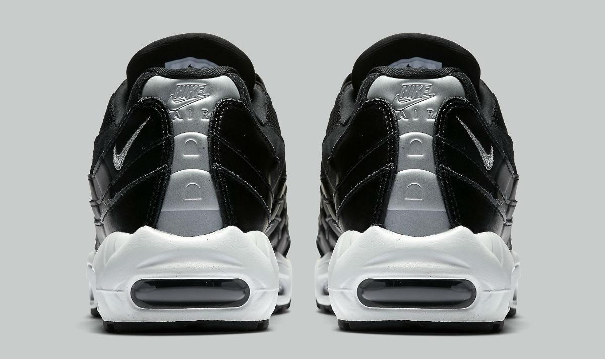 Nike Air Max 95 Rebel Skulls Release Date Heel 538416-008