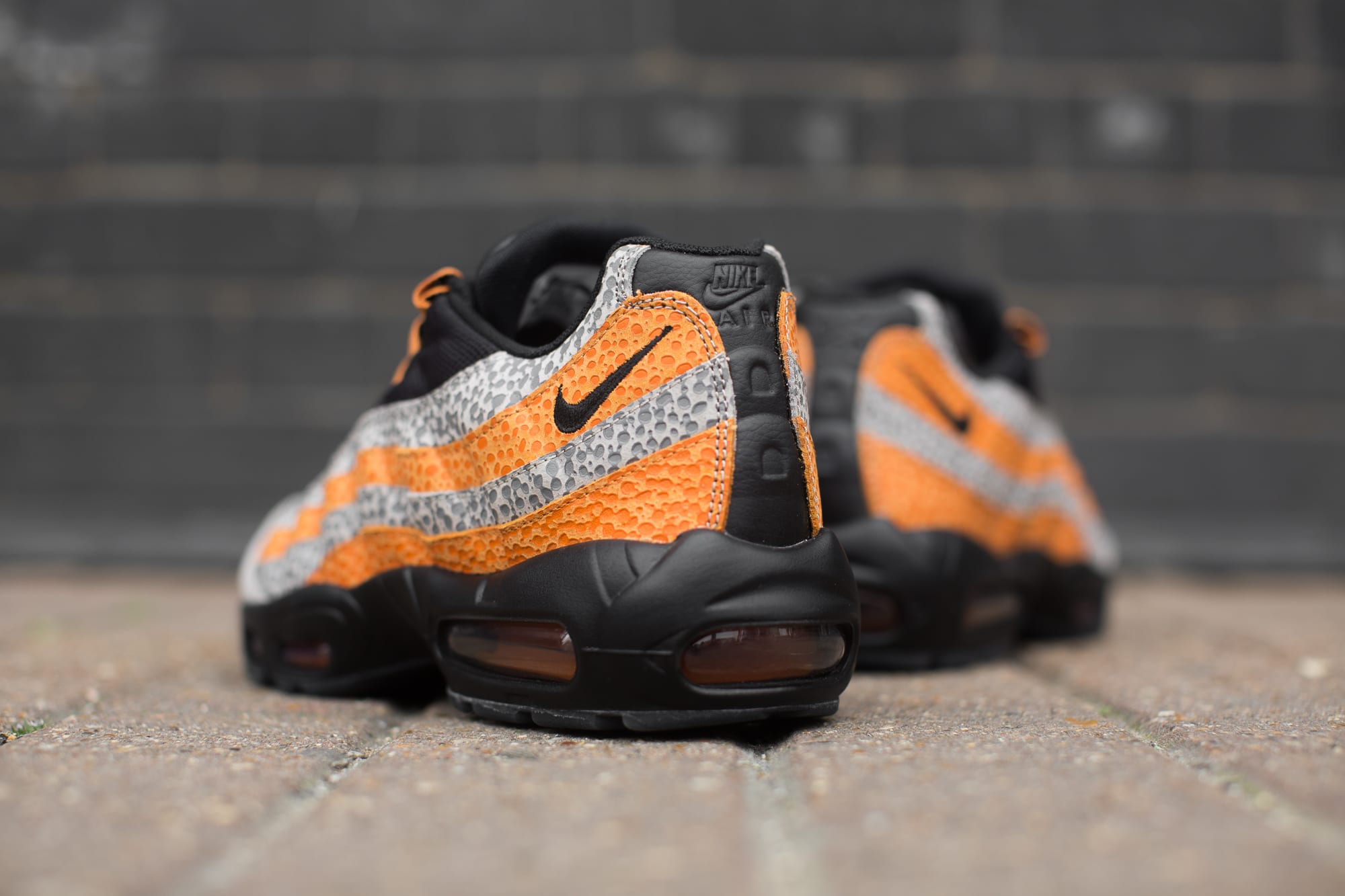 best sneakers 5880d 91981 ... inexpensive image via size size exclusive nike air max 95 safari 1  c77d9 6a8f9