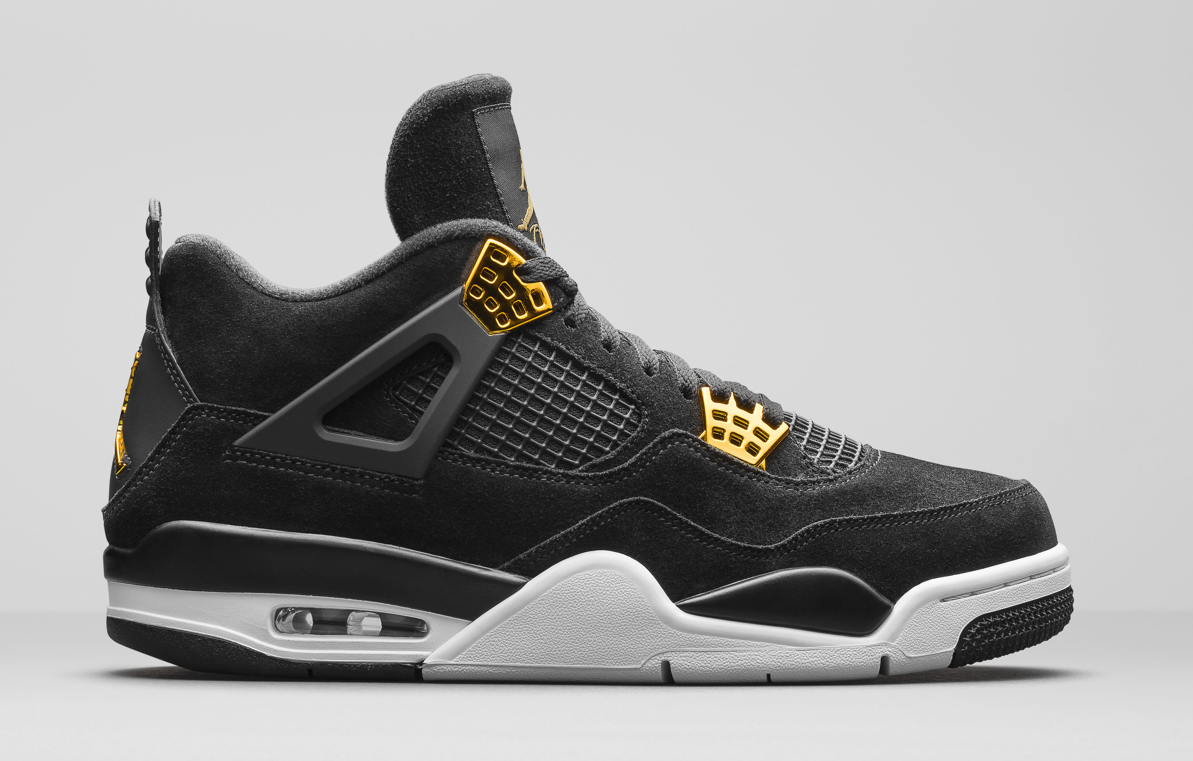 Air Jordan 4 Royalty 308497-032 Lateral