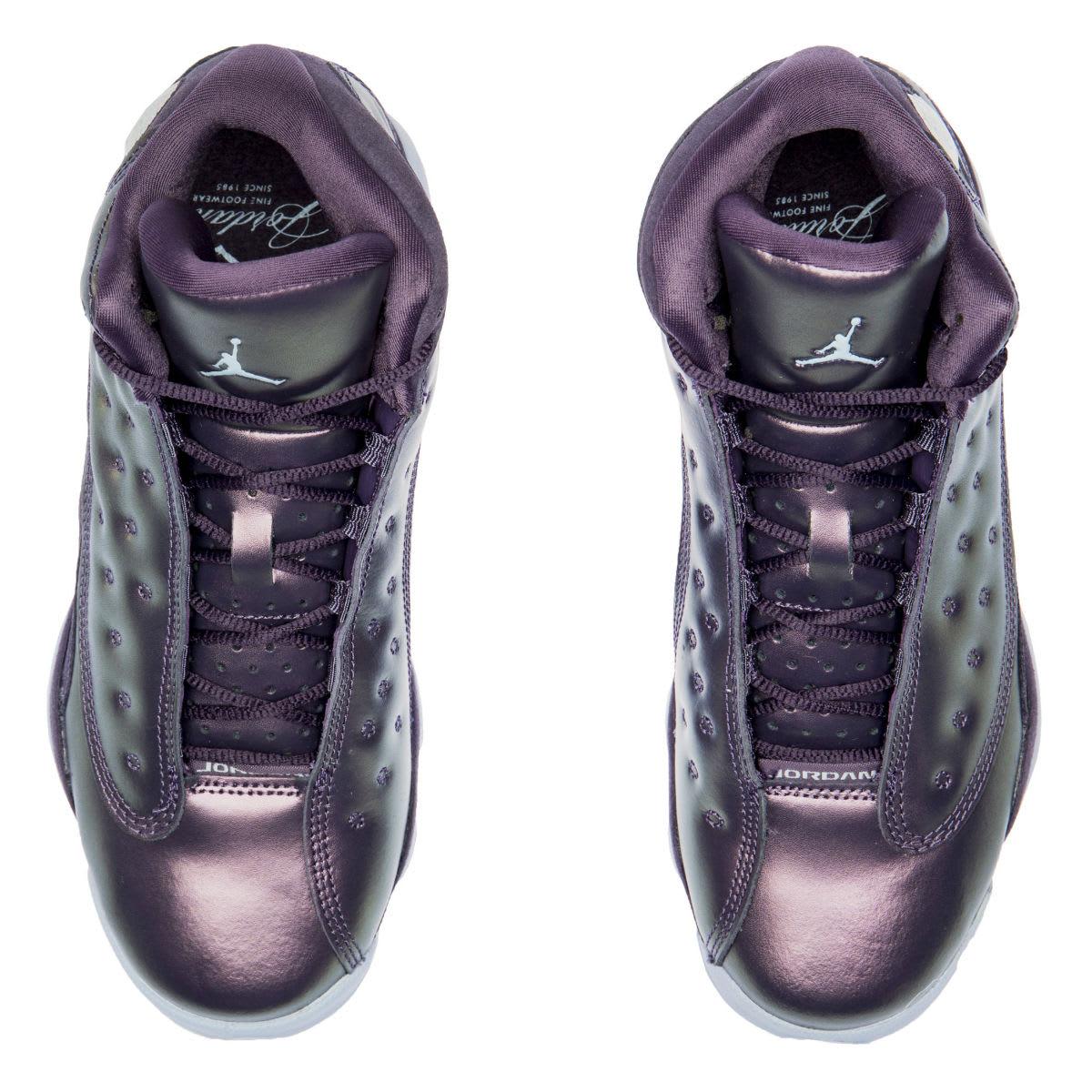 Air Jordan 13 XIII HC Dark Raisin Release Date AA1236-520 Top