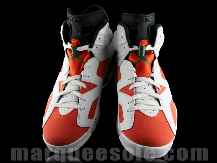 Gatorade Jordan 6 Be Like Mike 384664-145 Top
