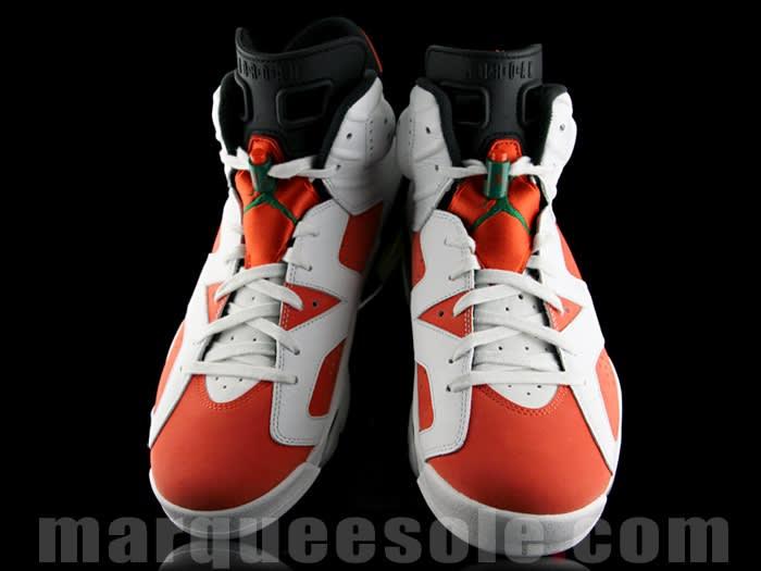 Gatorade Jordan 6 Be Like Mike 384664-145 Top