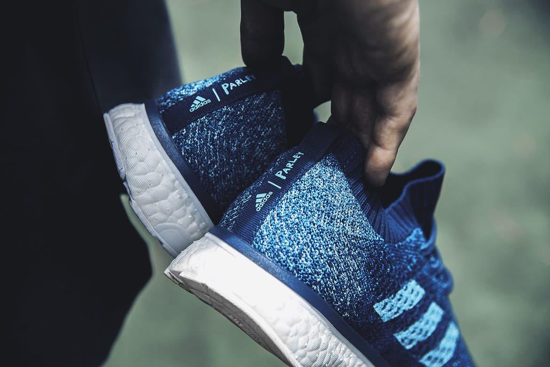 Adidas Adizero Prime Parley Heel