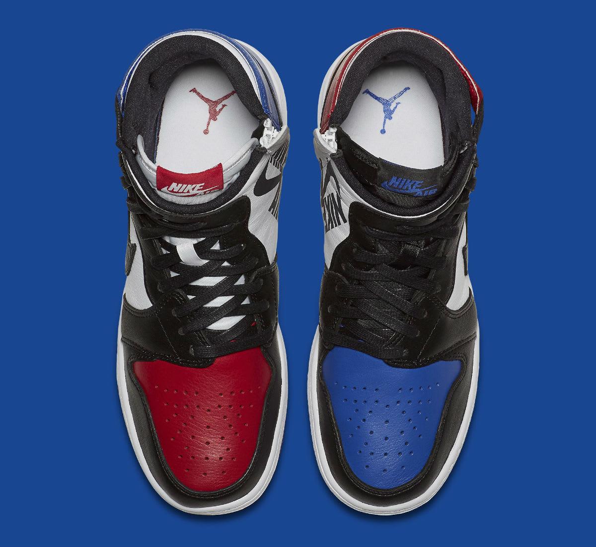 Air Jordan 1 Rebel XX Top 3 Release Date AT4151-001 Top