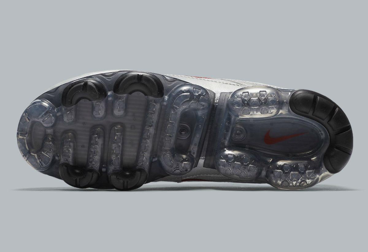 410bbc3907c Nike Air VaporMax 97 Silver Bullet Release Date AJ7291-002 Sole
