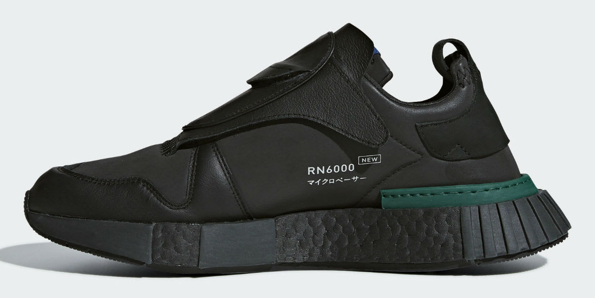 Adidas Futurepacer Black Release Date B37266 Medial