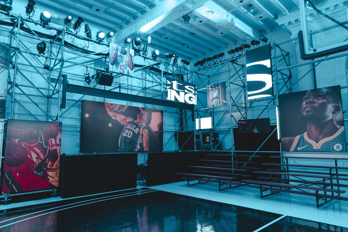 Nike NBA Statement House 3