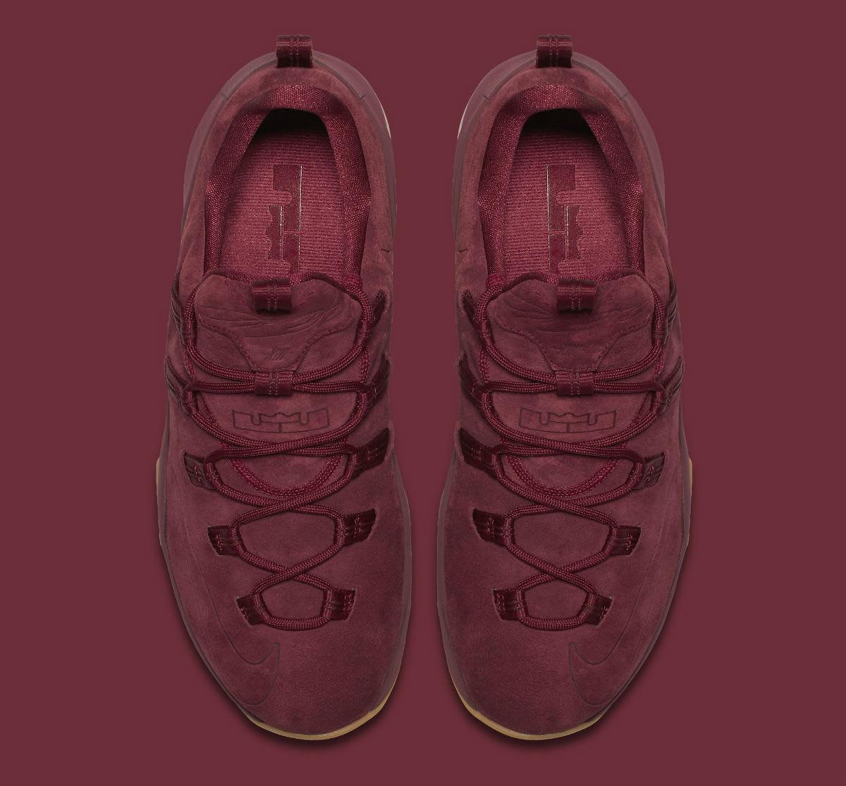 size 40 9c613 14e33 ... Nike LeBron 13 Low Premium Team Red Release Date Top AH8289-600 ... cheap  nike lebron 14 black white brown ...