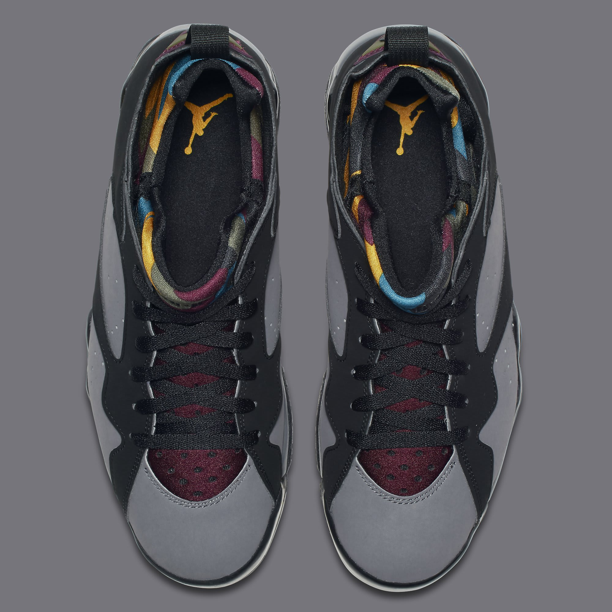 new arrivals b4381 7a92a Image via Nike Air Jordan 7 VII Low Bordeaux Release date AR4422-034 Top