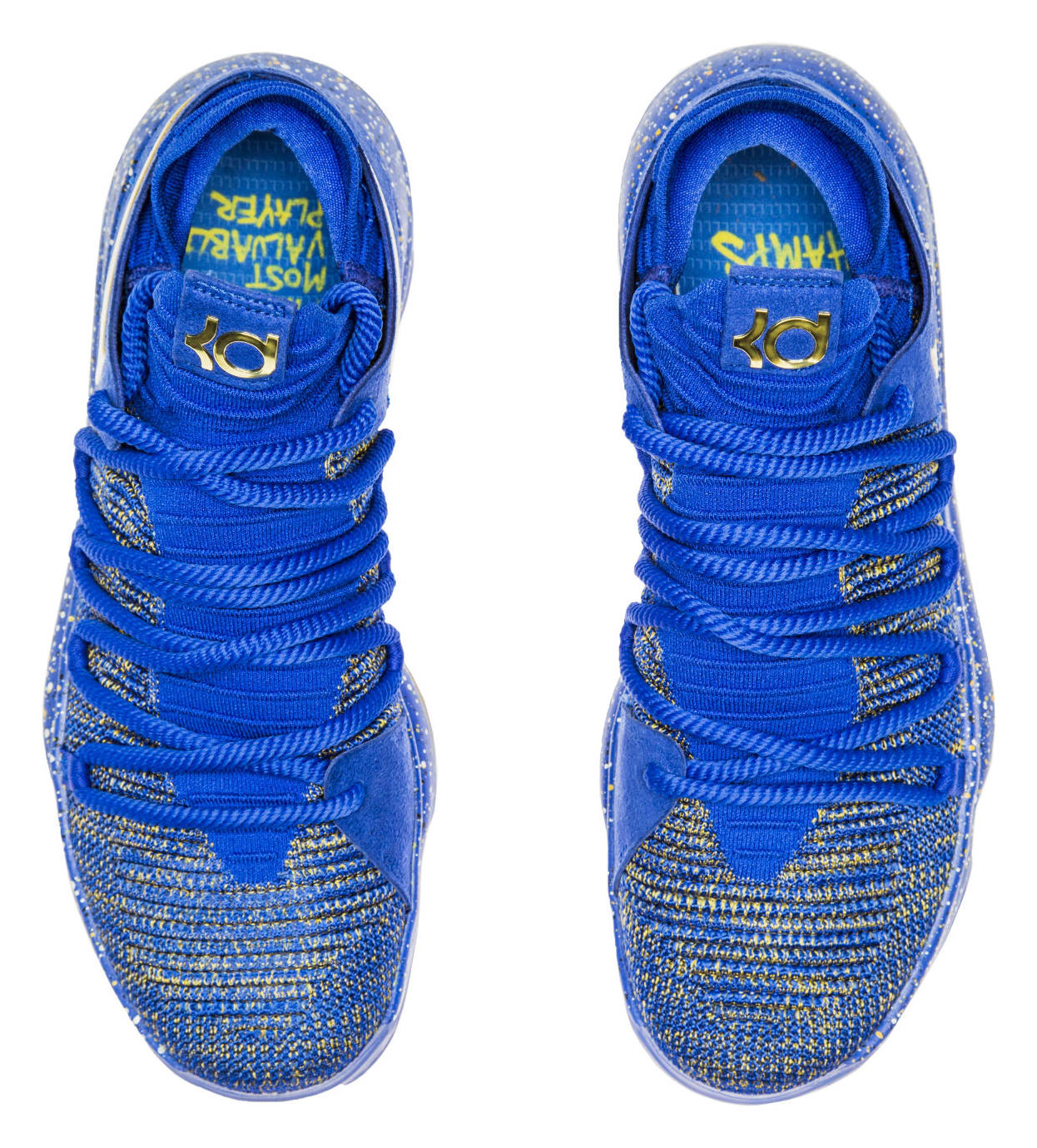 Finals Nike KD 10 897815-403 Top