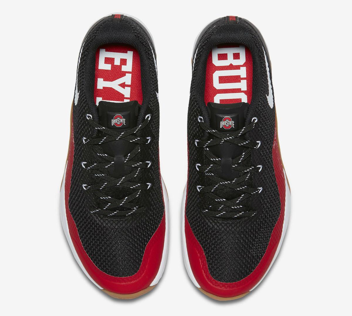 Nike Metcon Repper DSX Ohio State Release Date (2)