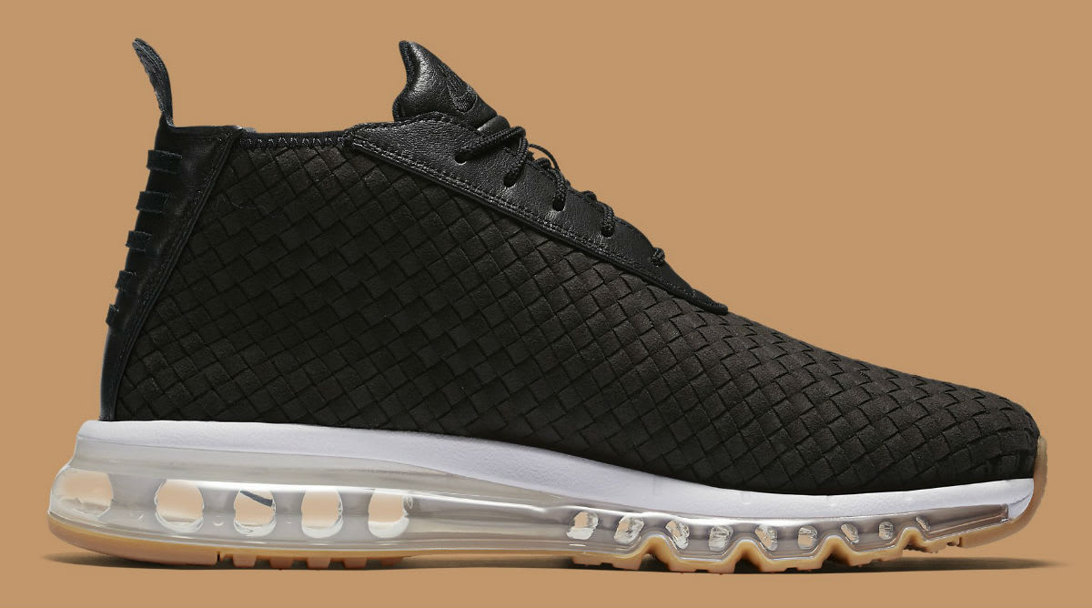 Nike Air Max Woven Boot Black Gum Release Date Medial 921854-003