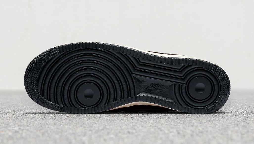 a38787224df2 Nike Patriots Lunar Force One Sneaker
