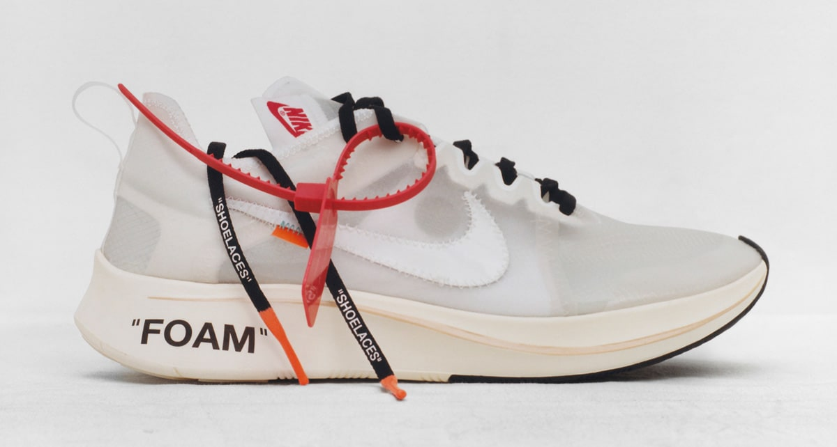 Virgil Abloh x Nike Zoom Vaporfly