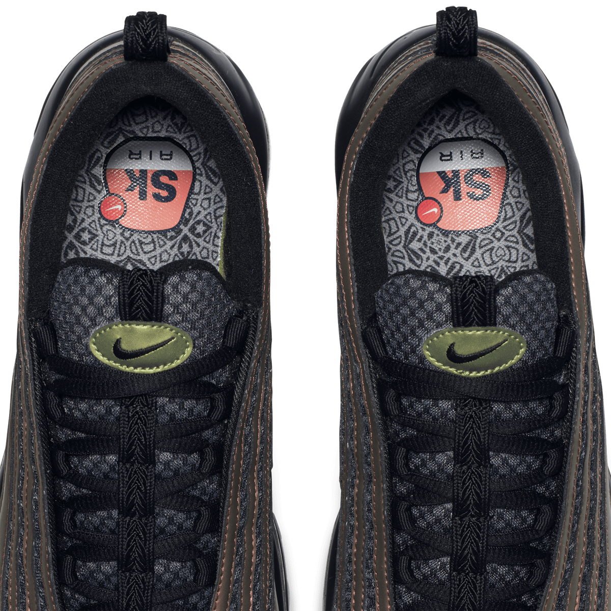 Skepta Nike Air Max 97 AJ1988-900 Insole