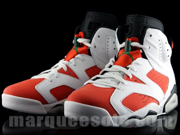 Gatorade Jordan 6 Be Like Mike 384664-145