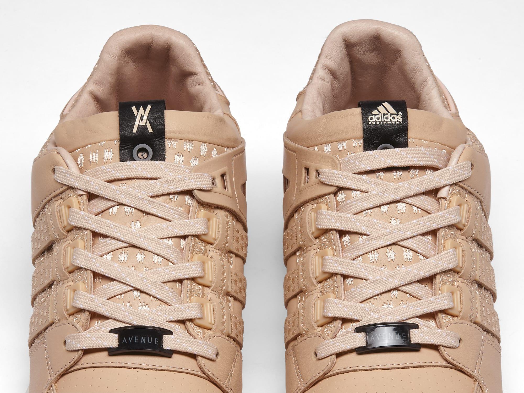 best website dc294 8d326 ... Image via Adidas Avenue Adidas EQT 93 16 Support 4 Adidas Consortium x  Avenue Men EQT 9316 ...