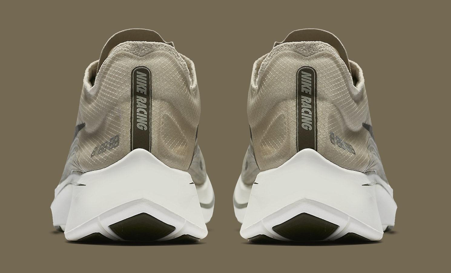 Shanghai Nike Zoom Fly SP AA3172-300 Heel