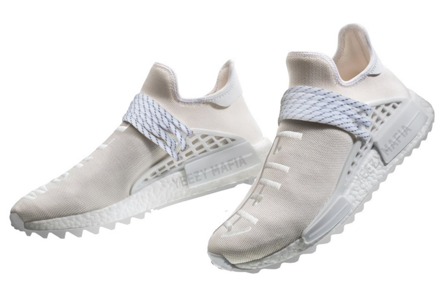 Pharrell x Adidas Originals Hu NMD TR 'Hiking Collection' AC7361