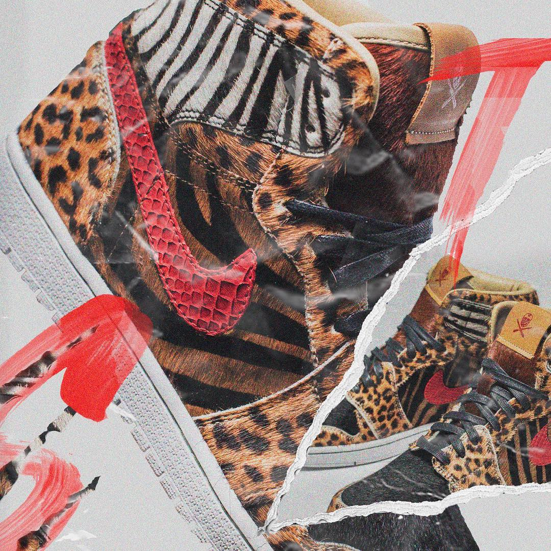 Animal Pack Air Jordan 1