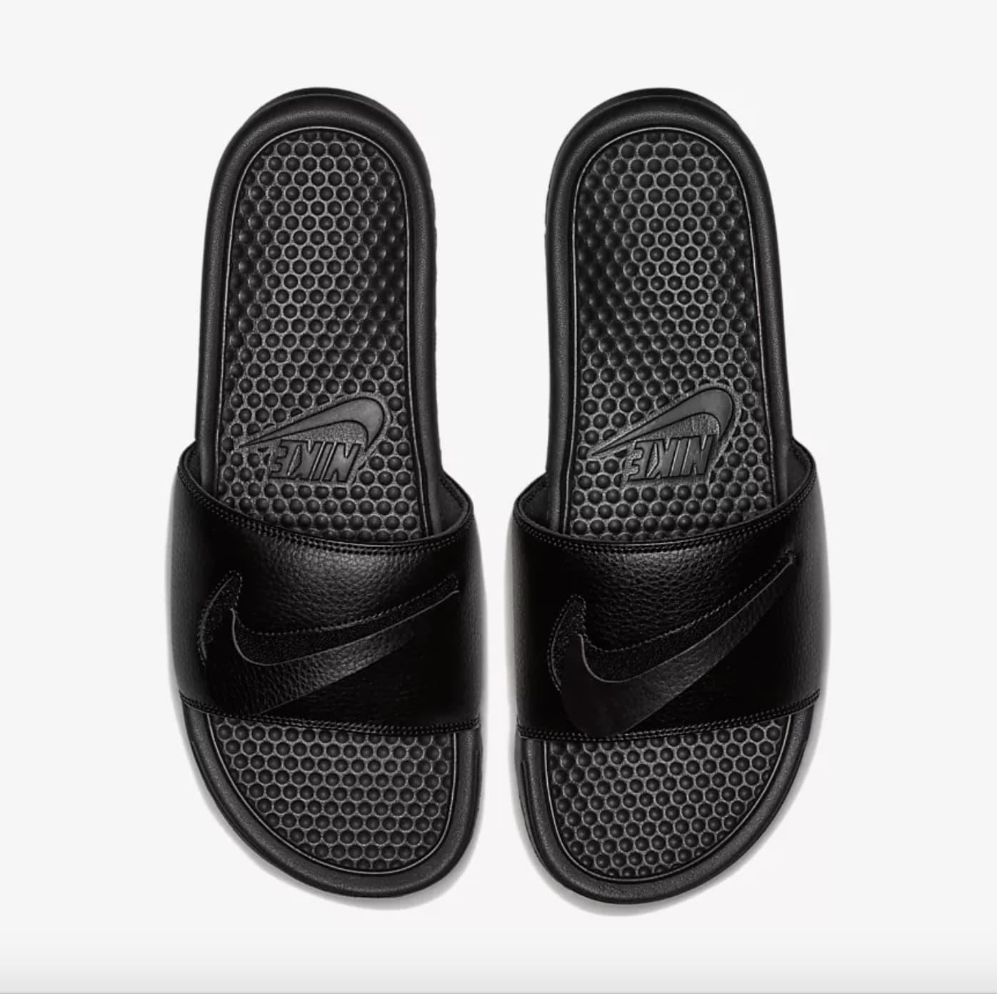 Nike Benassi JDI LTD 'Black' AQ8614-001 2