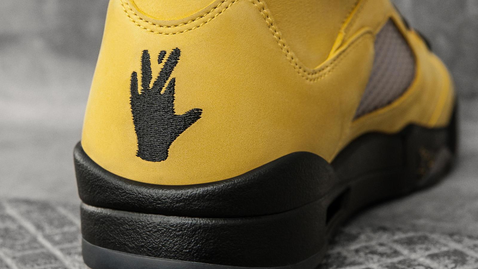 Nike Unveils the Air Jordan 5