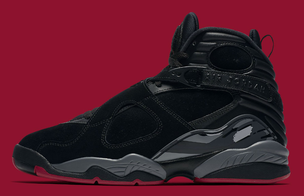 d06a3442bb6fe8 ... 50% off air jordan 8 bred black gym red wolf grey release date profile  305381