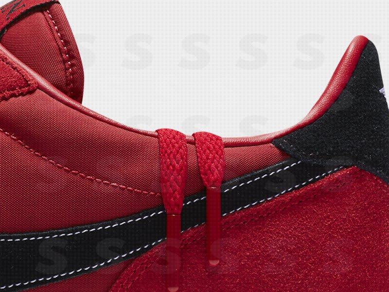 Kendrick Lamar Nike Cortez Damn Detail