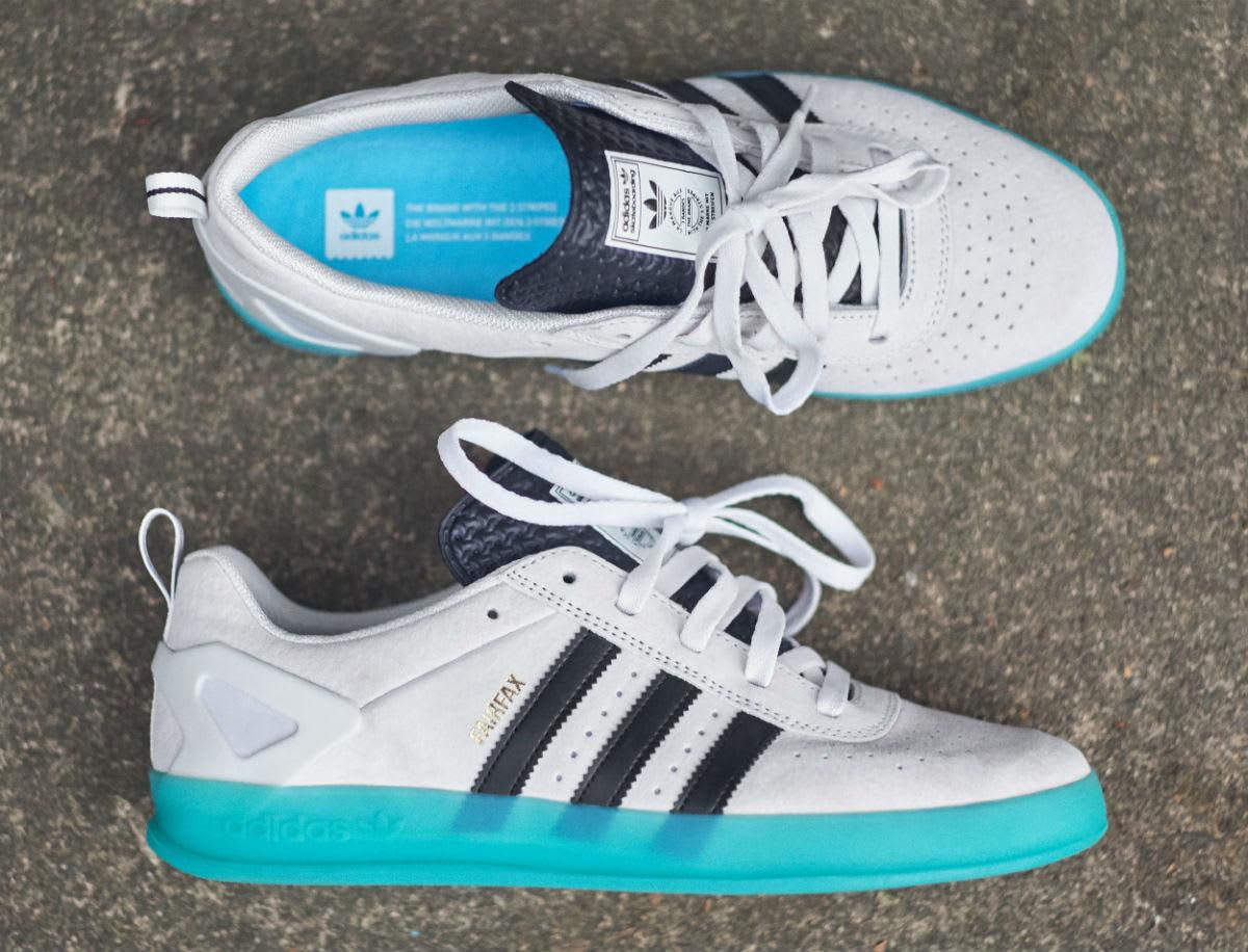 Shoe Palace X Adidas